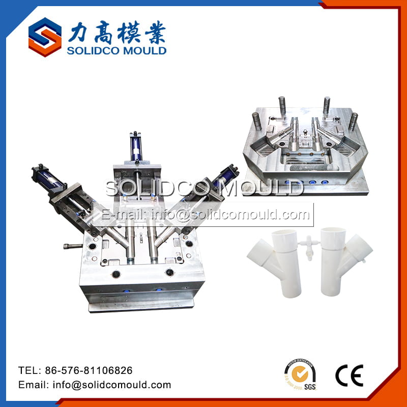 PVC Y Shape Pipe Fitting Mould